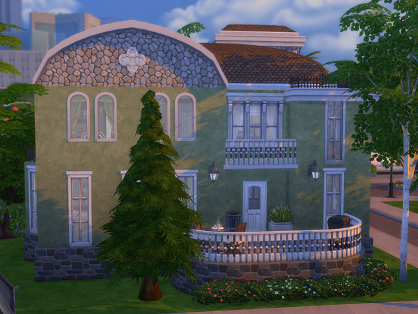 Dearlove Cottage by Ineliz at TSR image 1169 Sims 4 Updates