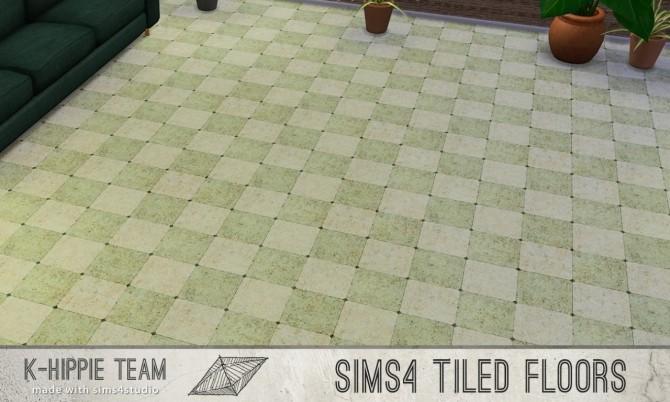 7 Tiled Floors true seamless volume 4 at K hippie image 1176 670x402 Sims 4 Updates