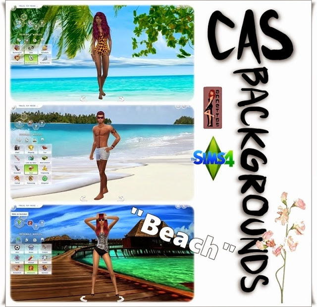 Beach CAS Backgrounds at Annett's Sims 4 Welt image 1193 Sims 4 Updates