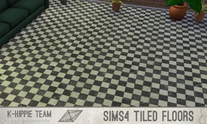 7 Tiled Floors true seamless volume 4 at K hippie image 1194 670x402 Sims 4 Updates