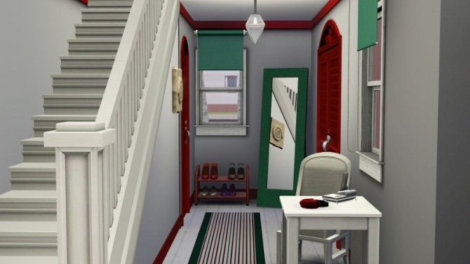 BASQUE house by pyrenea at Sims Artists image 12016 670x377 Sims 4 Updates