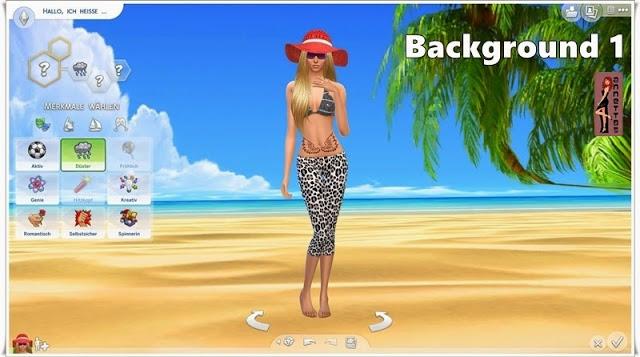 Beach CAS Backgrounds at Annett's Sims 4 Welt image 1204 Sims 4 Updates