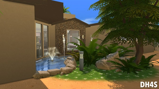 501 Heather Road, Beverly Hills house at DH4S image 129 670x377 Sims 4 Updates