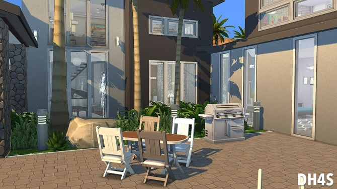 501 Heather Road, Beverly Hills house at DH4S image 131 670x377 Sims 4 Updates
