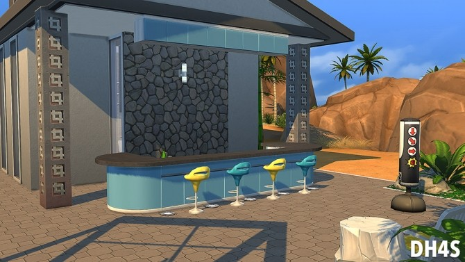 501 Heather Road, Beverly Hills house at DH4S image 132 670x377 Sims 4 Updates