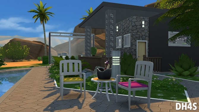 501 Heather Road, Beverly Hills house at DH4S image 134 670x377 Sims 4 Updates
