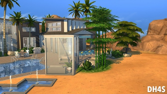 501 Heather Road, Beverly Hills house at DH4S image 136 670x377 Sims 4 Updates