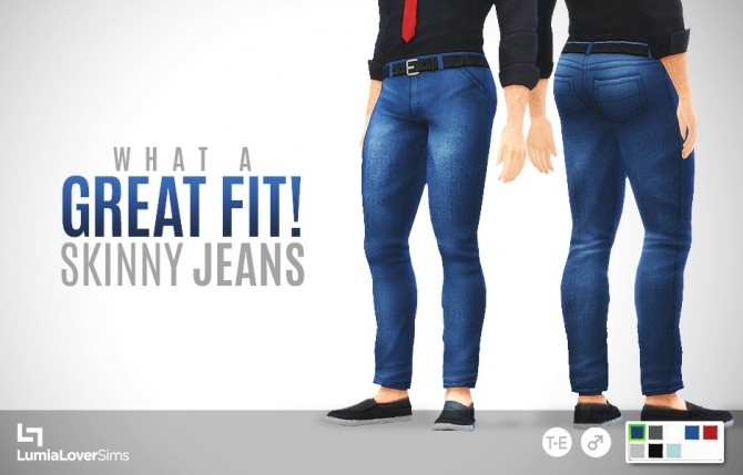 Skinny jeans at LumiaLover Sims image 13811 670x429 Sims 4 Updates
