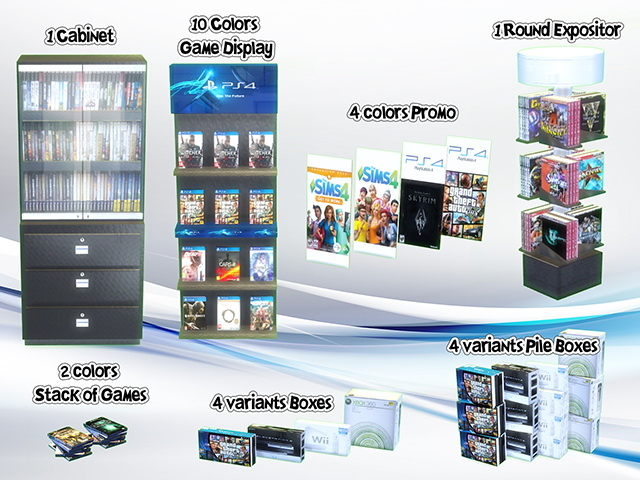TS2 to TS4 Game Store by Sim4fun at Sims Fans image 14014 Sims 4 Updates