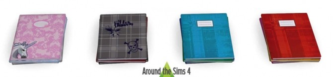 School Accessories at Around the Sims 4 image 1477 670x155 Sims 4 Updates