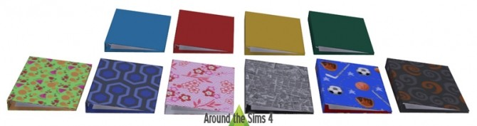School Accessories at Around the Sims 4 image 1484 670x177 Sims 4 Updates