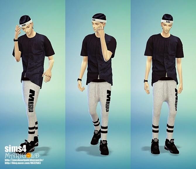 Baggy Pants At Marigold Sims 4 Updates