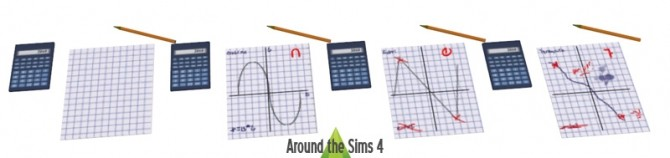 School Accessories at Around the Sims 4 image 15113 670x158 Sims 4 Updates