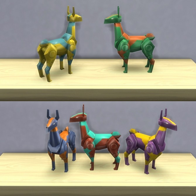 Playable Robot Toys by K9DB at Mod The Sims image 15611 670x670 Sims 4 Updates