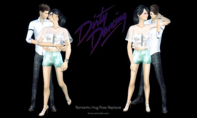 Dirty Dancing Poses At Kiru 187 Sims 4 Updates