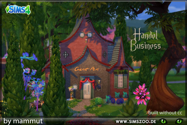 Witches store by mammut at Blacky's Sims Zoo image 1591 Sims 4 Updates