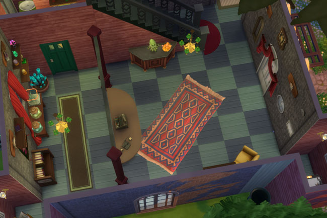 Sims 4 Witches store by mammut at Blacky's Sims Zoo