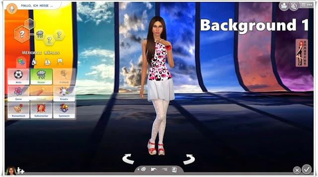 Modern Cas Backgrounds At Annett S Sims 4 Welt 187 Sims 4