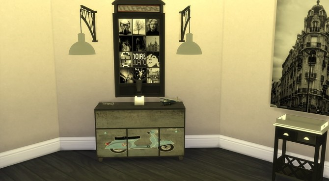 Set maison du monde at meinkatz creations sims updates