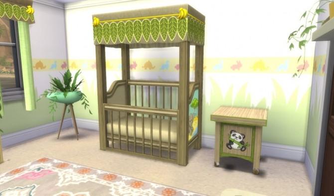 Animal Abound Set At Leander Belgraves 187 Sims 4 Updates