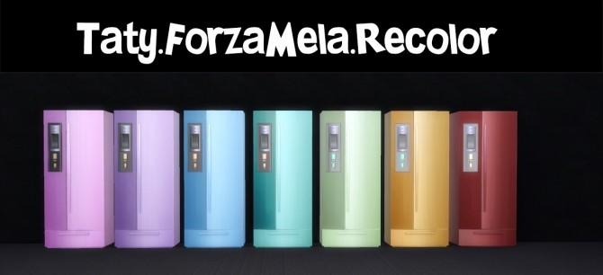 Sims 4 Fridge recolors at Taty – Eámanë Palantír