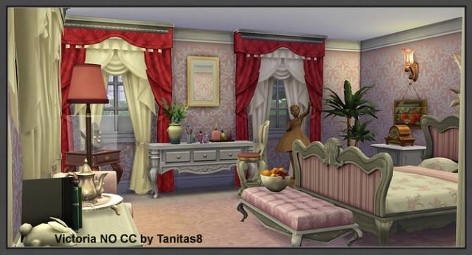 Victoria NO CC house at Tanitas8 Sims & Victoria NO CC house at Tanitas8 Sims » Sims 4 Updates