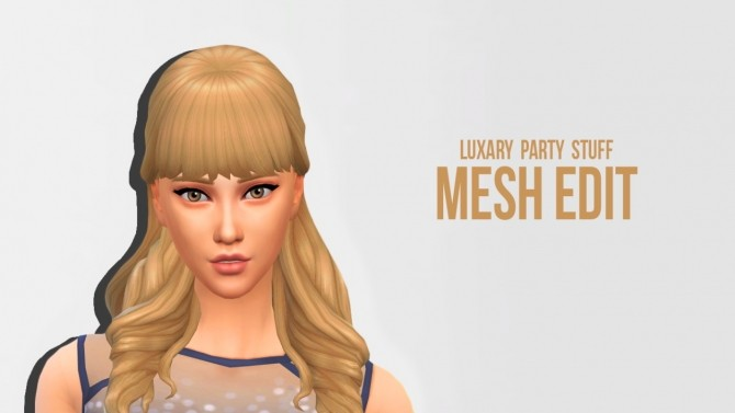 Luxury Party Hairs Base Game EA colors at Primadonna Sims image 17811 670x377 Sims 4 Updates