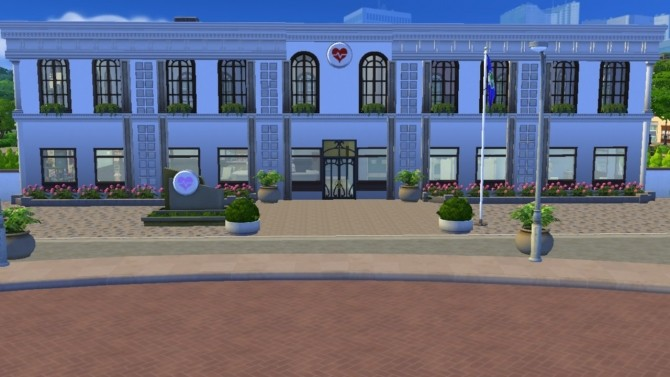 Hospital by Bunny m at Mod The Sims image 18106 670x377 Sims 4 Updates