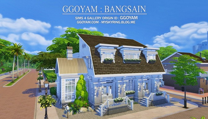 HOUSE 14 by BANGSAIN : ggoyam at My Sims House image 18114 670x383 Sims 4 Updates