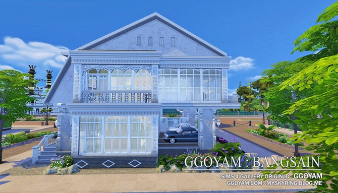 HOUSE 14 by BANGSAIN : ggoyam at My Sims House image 18212 670x383 Sims 4 Updates