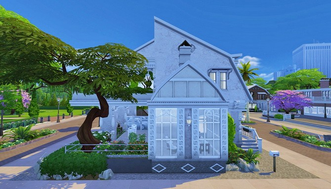 HOUSE 14 by BANGSAIN : ggoyam at My Sims House image 18410 670x383 Sims 4 Updates