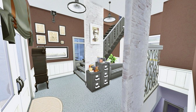 HOUSE 14 by BANGSAIN : ggoyam at My Sims House image 1867 670x383 Sims 4 Updates
