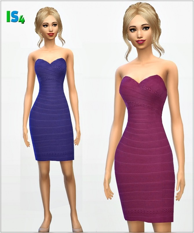 Sims 4 Dress 36 IS4 at Irida Sims4