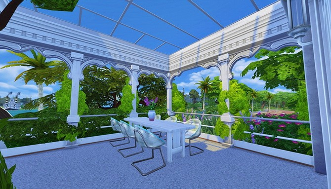 HOUSE 14 by BANGSAIN : ggoyam at My Sims House image 1897 670x383 Sims 4 Updates