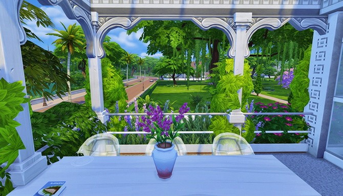 HOUSE 14 by BANGSAIN : ggoyam at My Sims House image 1908 670x383 Sims 4 Updates