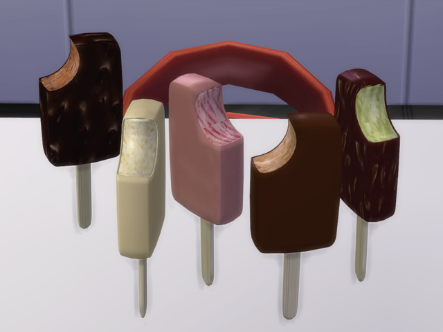 Ice Cream Deco By Kresten 22 At Sims Fans Sims 4 Updates