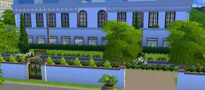 Hospital by Bunny m at Mod The Sims image 191041 670x297 Sims 4 Updates