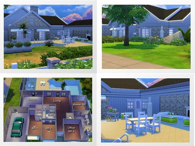 The Umatilla house by Oldbox at All 4 Sims image 195 Sims 4 Updates