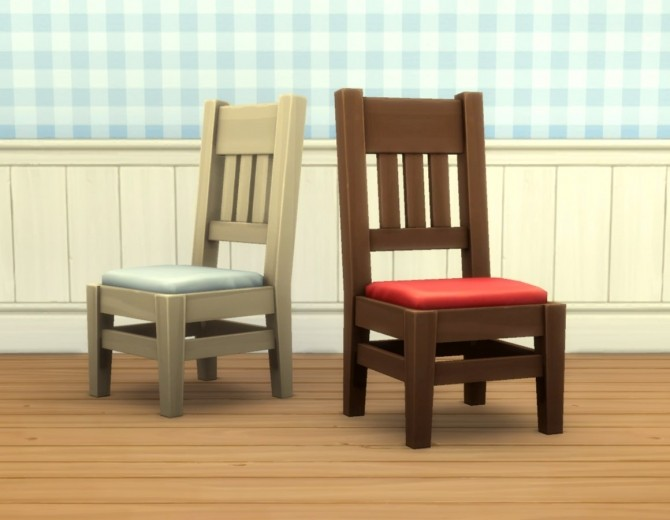Sims 4 Mega Chair Mesh Override by plasticbox at Mod The Sims