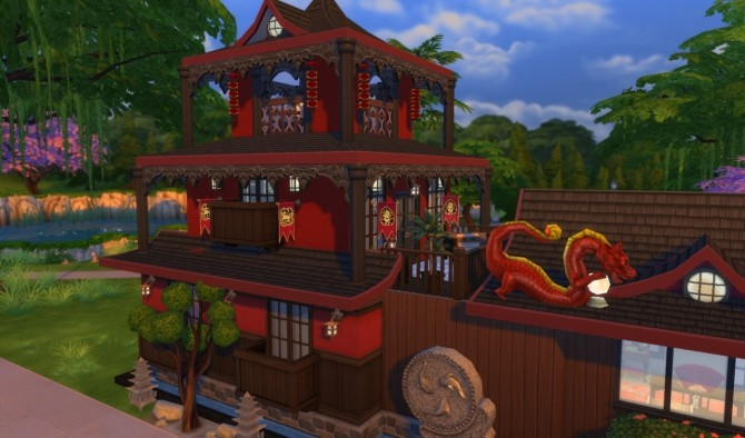 Asian Deco Goodies at Leander Belgraves image 2020 670x394 Sims 4 Updates