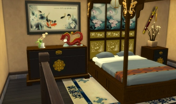 Asian Deco Goodies At Leander Belgraves 187 Sims 4 Updates