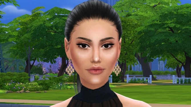 Adrianа by Elena at Sims World by Denver image 216 670x377 Sims 4 Updates