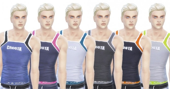 Sport Pants and T shirts at OleSims image 2161 670x354 Sims 4 Updates