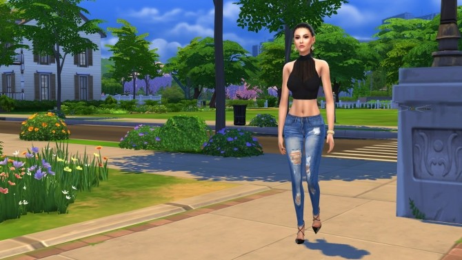 Adrianа by Elena at Sims World by Denver image 218 670x377 Sims 4 Updates