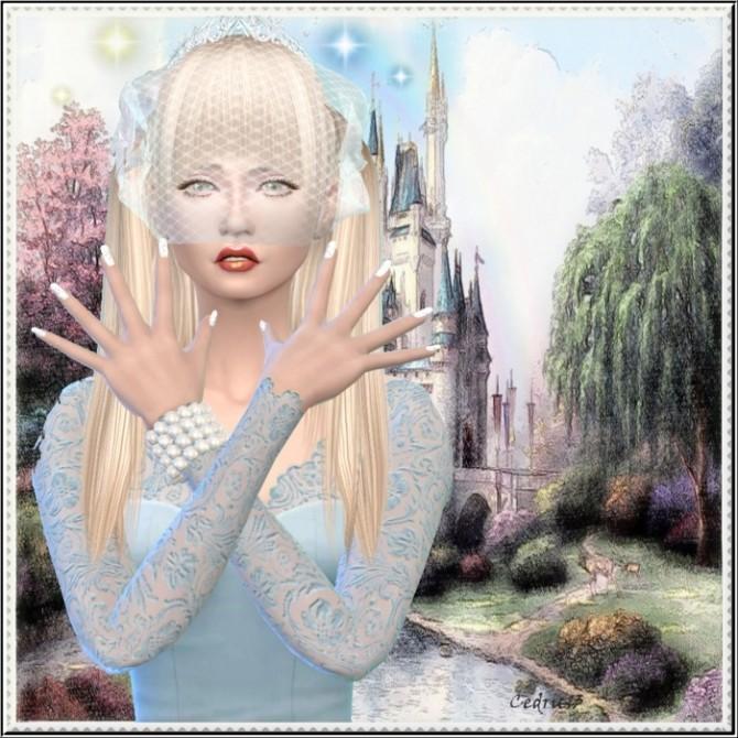 Sims 4 Cinderella by Cedric13 at L'univers de Nicole