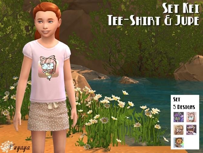 KEI set by Fuyaya at Sims Artists image 223 670x503 Sims 4 Updates
