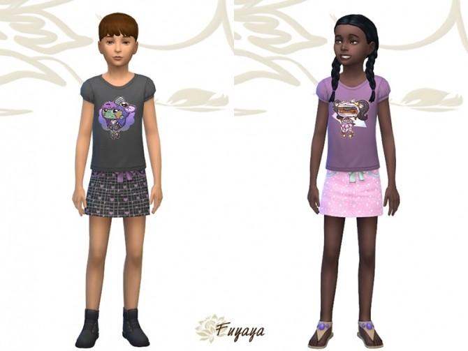 KEI set by Fuyaya at Sims Artists image 224 670x503 Sims 4 Updates