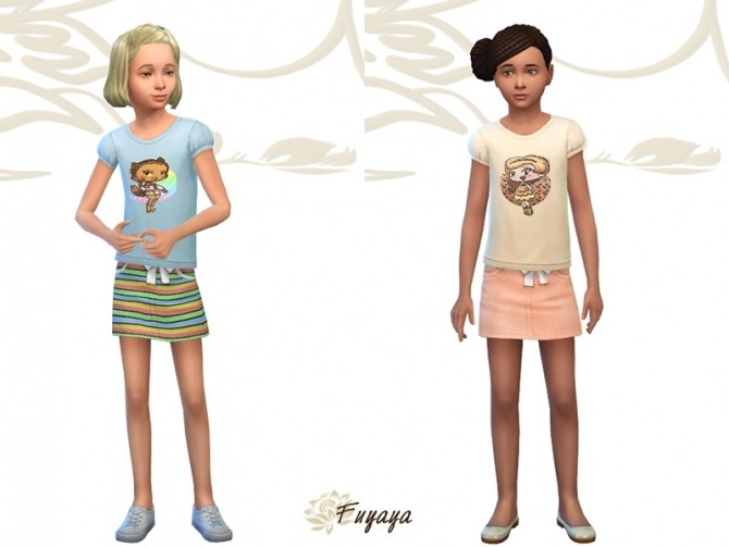 KEI set by Fuyaya at Sims Artists image 225 670x503 Sims 4 Updates
