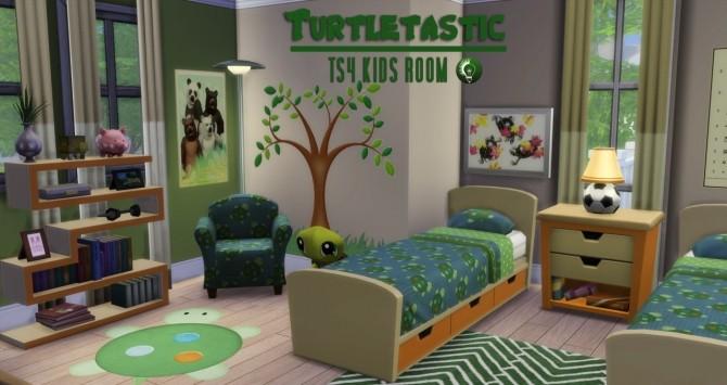 Turtletastic kidsroom at Jorgha Haq image 2291 670x355 Sims 4 Updates