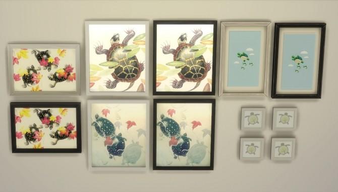 Sims 4 Turtletastic kidsroom at Jorgha Haq